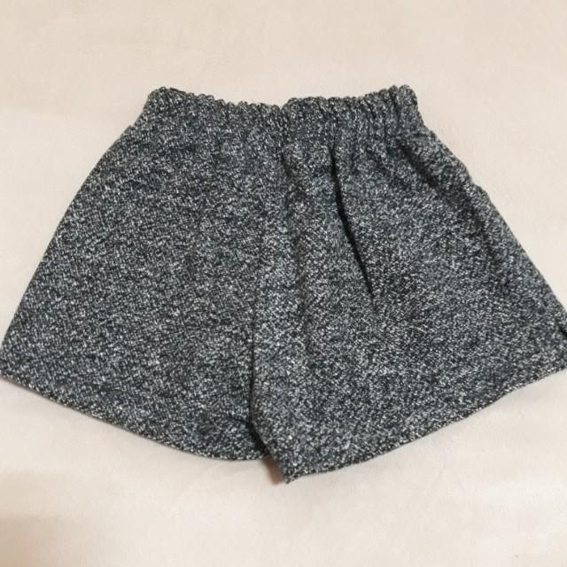 降價↘️毛呢短褲
