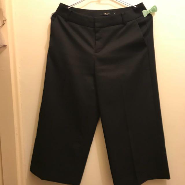 西裝褲 寬褲g2000