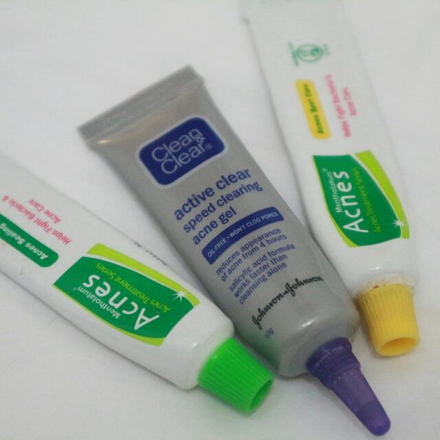 Acne Set