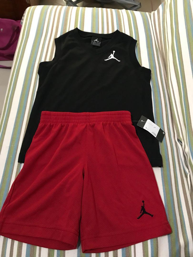 Air jordan basket suit 4Y