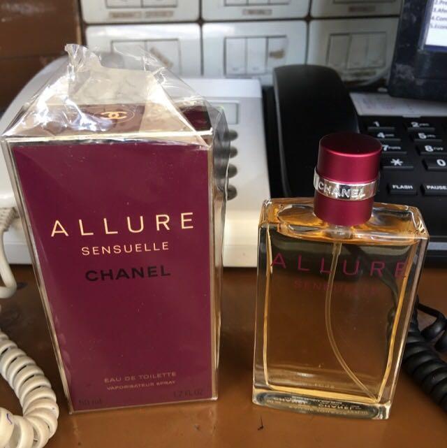 Authentic Allure CHANEL 50ml