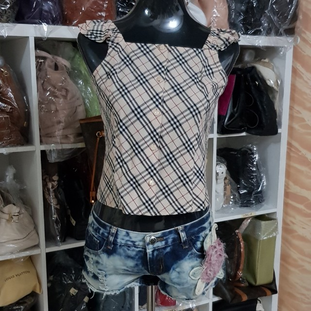 Authentic Burberry Top(BB#01)