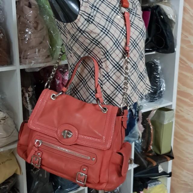 Authentic Coach 2way Bag(C#COA-8)