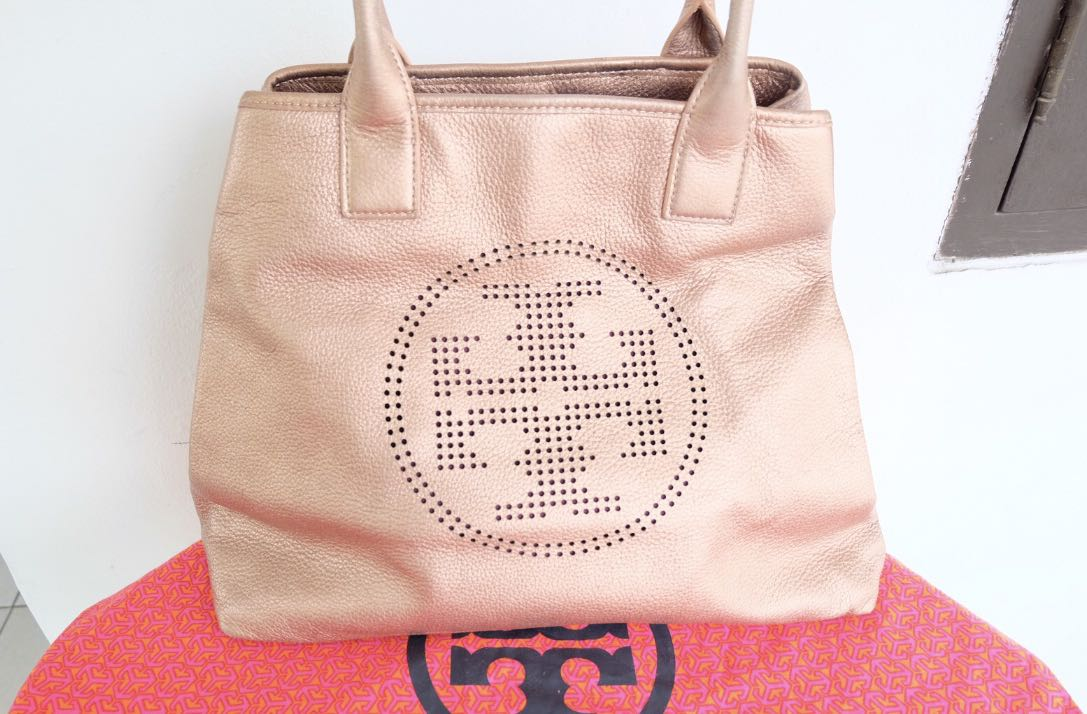 Authentic preloved tory burch bag