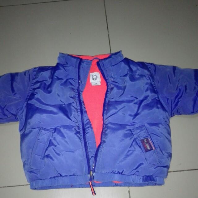 Baby gap winter jacket 12-18months