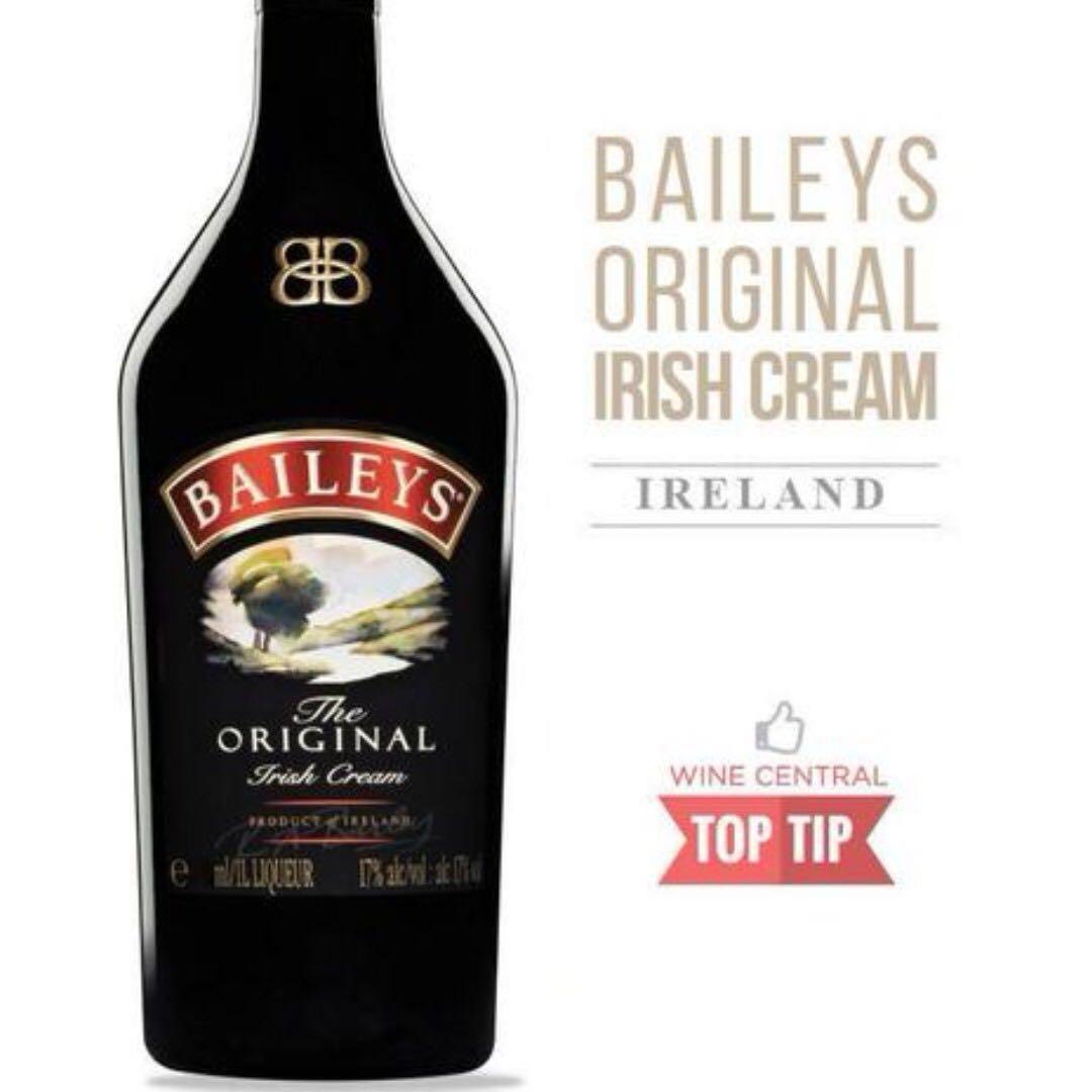 Baileys 1 liter Handcarry Duty Free