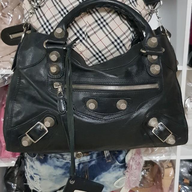 Balenciaga Two Way Bag(C#B-02)
