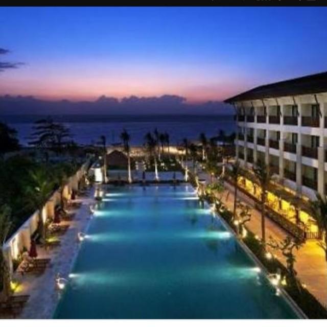 Bali 5 stars hotel voucher menginap