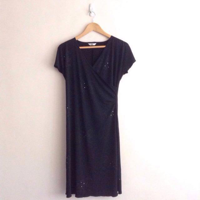 BCBL Black Dress