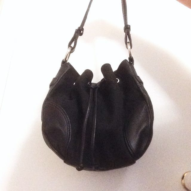 Black Oroton Bag