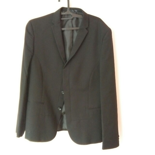 Blazer jas hitam executive