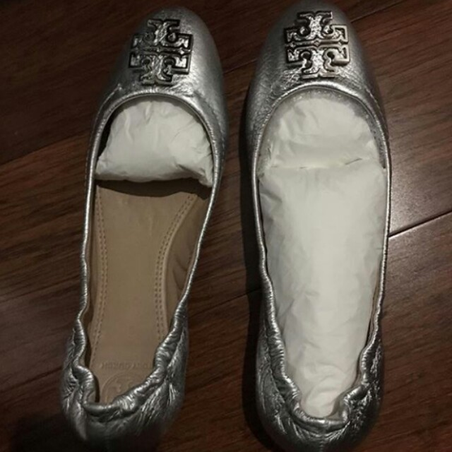 Bnew and Authentic Tory Burch Melinda Ballet Flats
