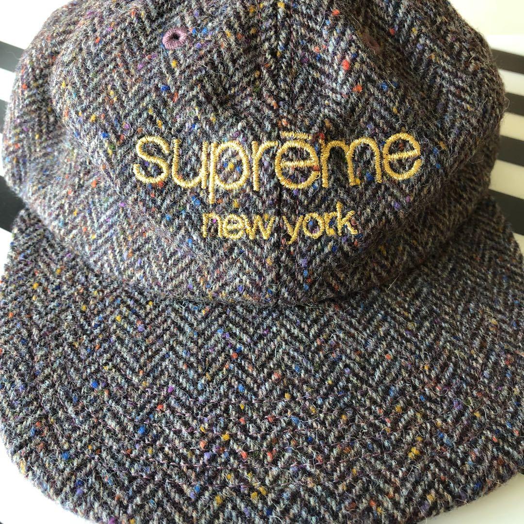 821128daa01 BNWT SUPREME WOOL CAMP CAP