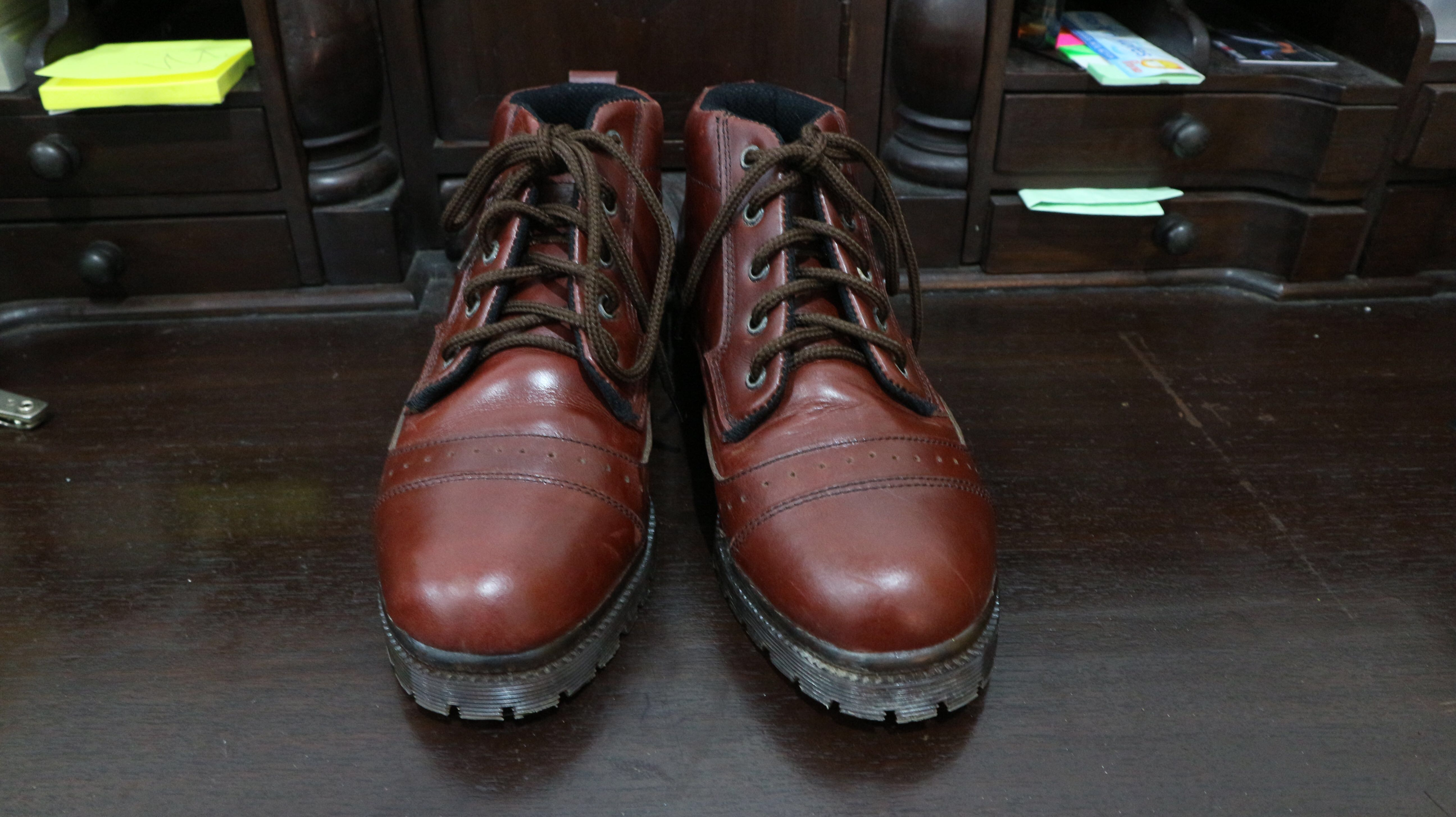 Boots size : 38