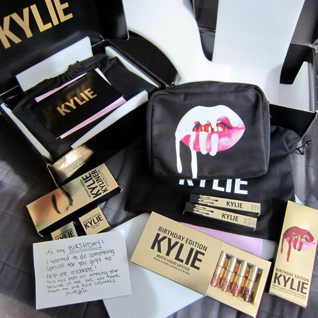Brand New & 💯 Authentic KYLIE COSMETICS