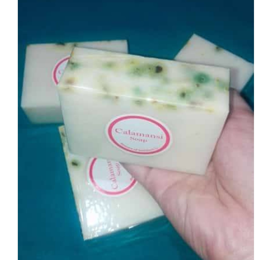 Calamansi Bar Soap