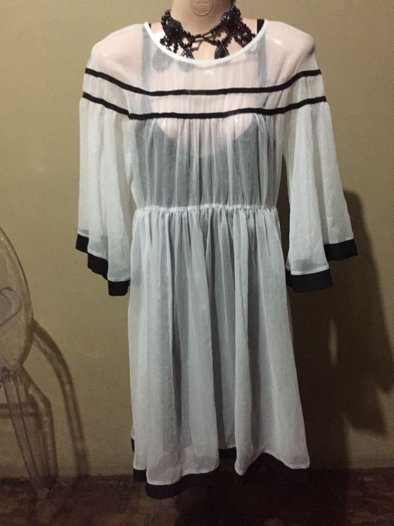 Chanel Sheen Dress