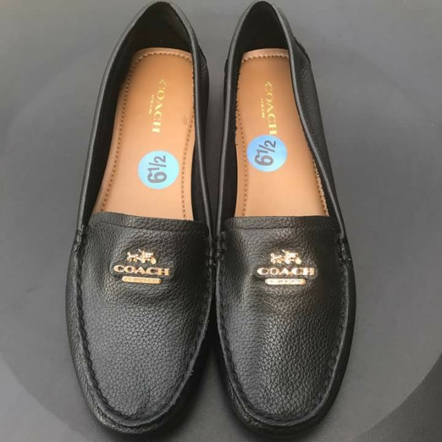 94348e37f6c ... order coach flat shoes womens fashion shoes on carousell 5bf7b b6db2