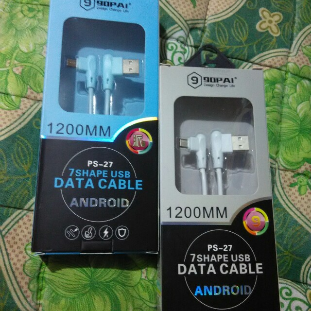 Data cable charger for android