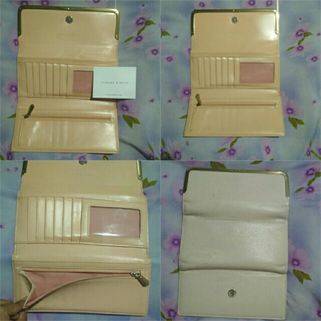 Dompet original charles and keith