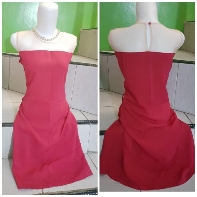 Dress merah 😍