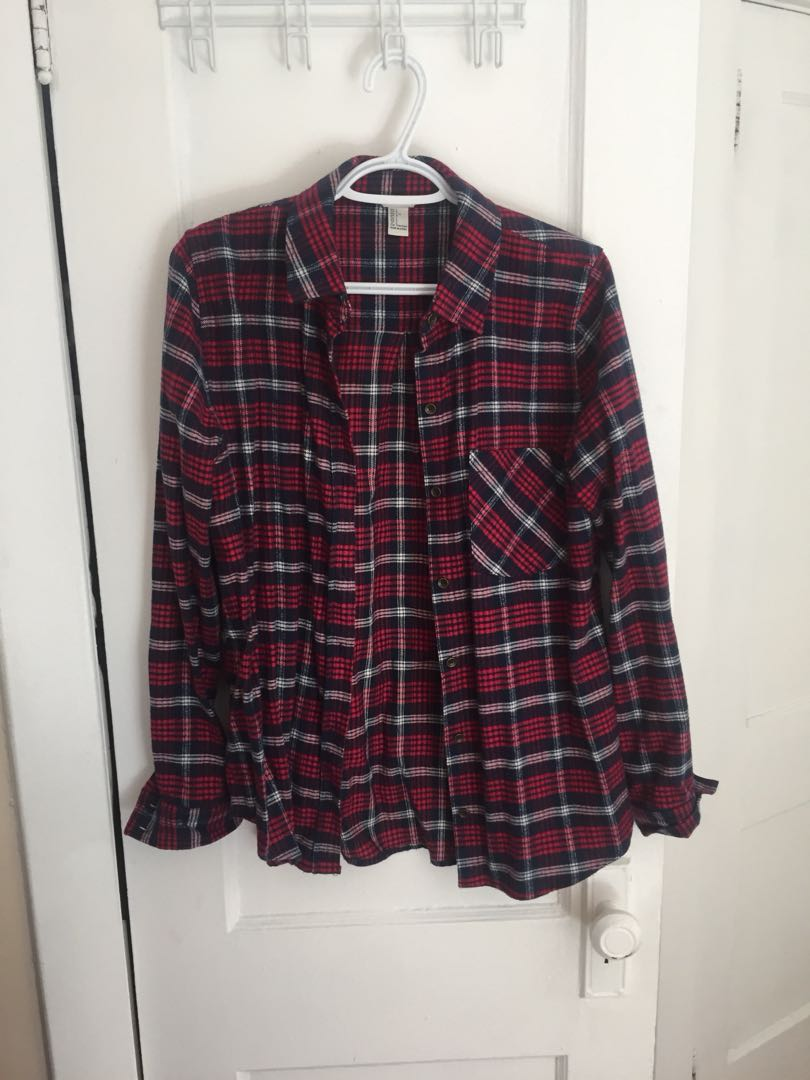 Forever21 Flannel