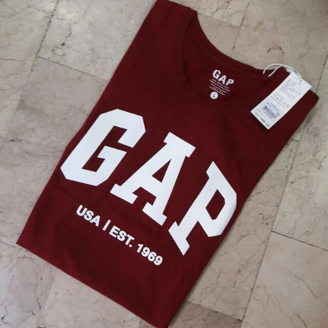 Free sf! GAP Ladies Tees Authentic Quality