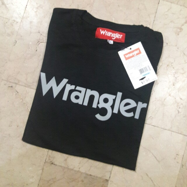 Free sf! Wrangler Mens Shirt