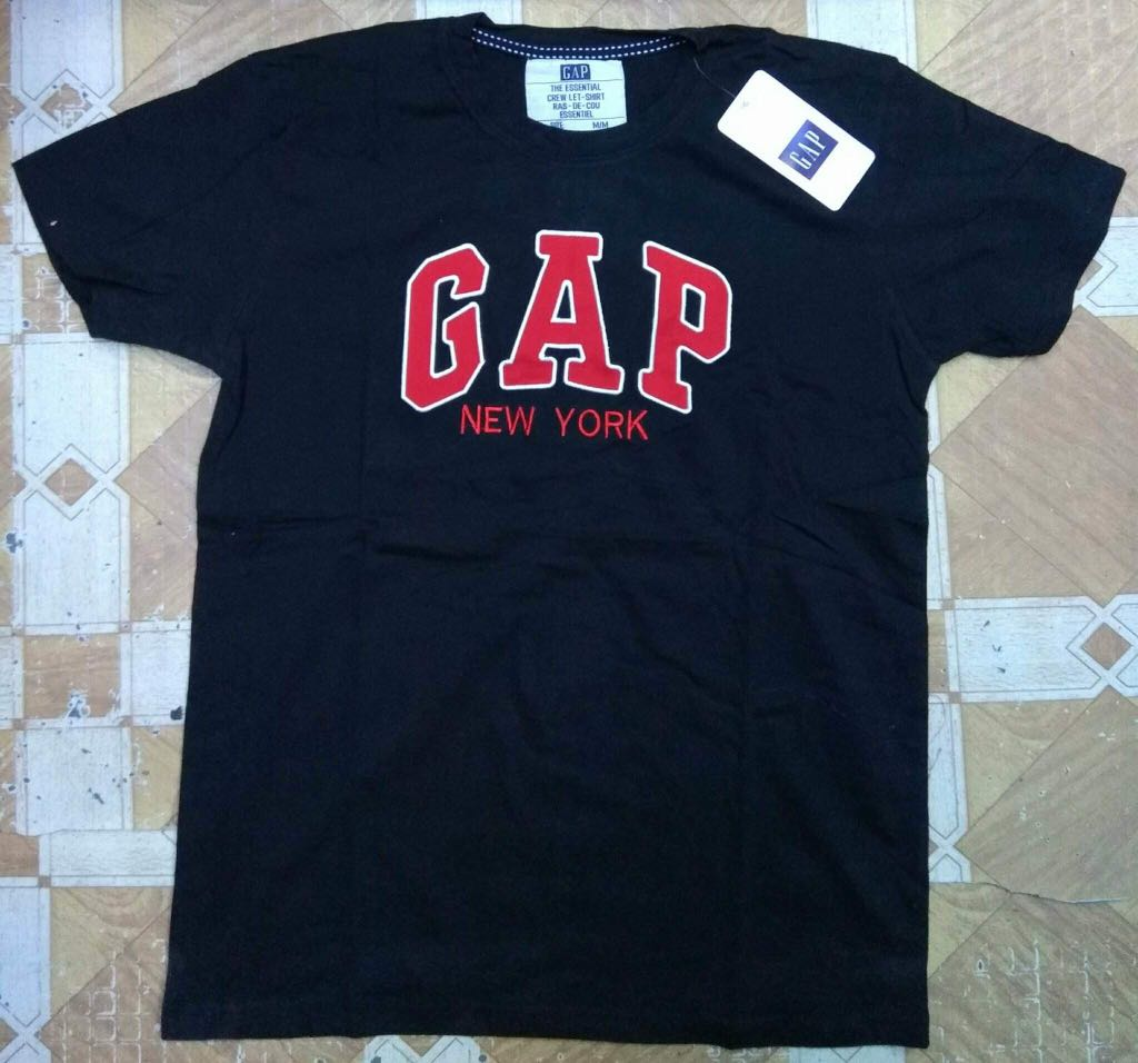 GAP AUTHENTIC BANGLADESH OVERRUNS