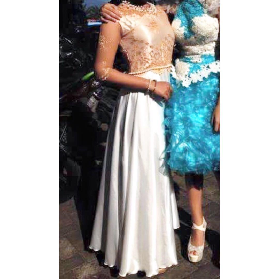 Gaun Dress Designer Pesta / Wisuda / kondangan