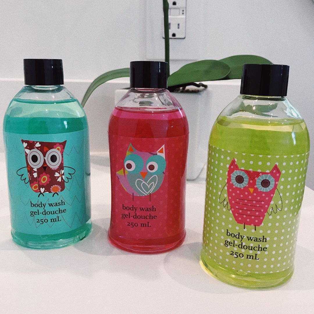 Get a Free Body Wash With a $30+ Purchase