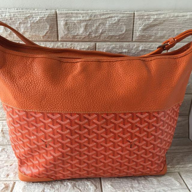 Goyard Grenadine Hobo Bag
