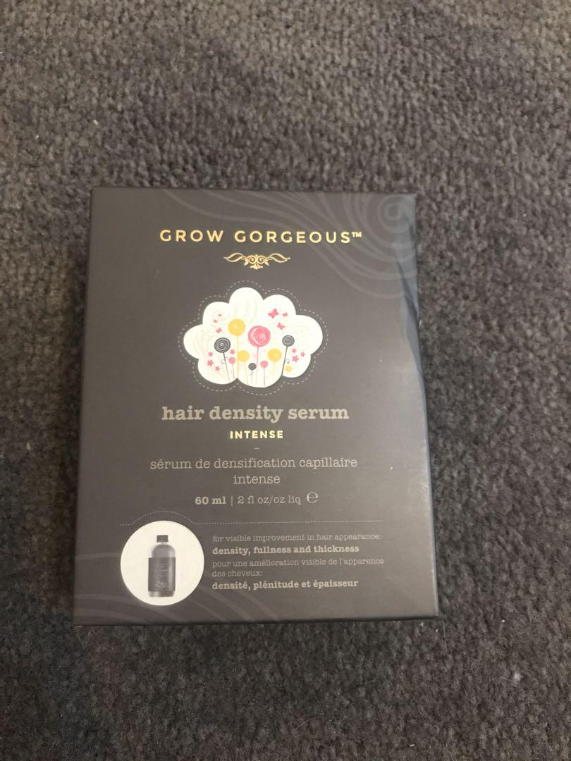 Grow gorgeous hair growth serum