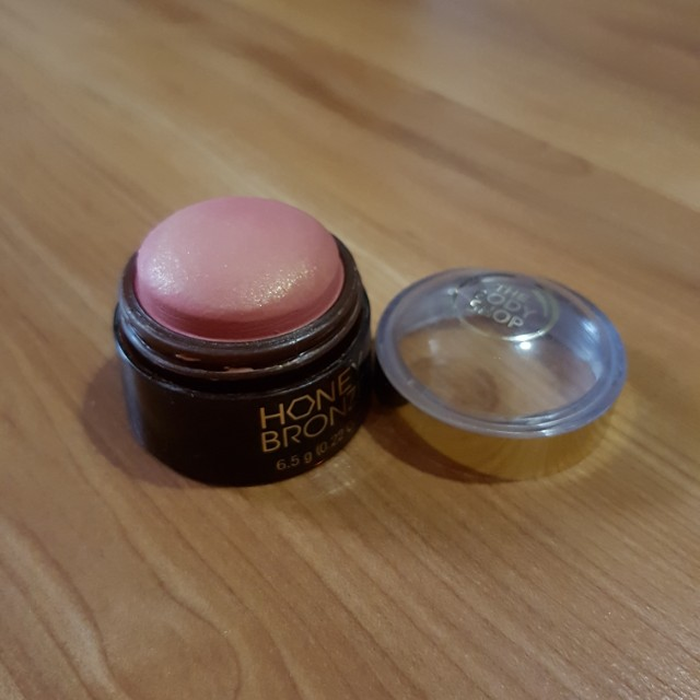 Highlighter The Body Shop - Honey Bronze