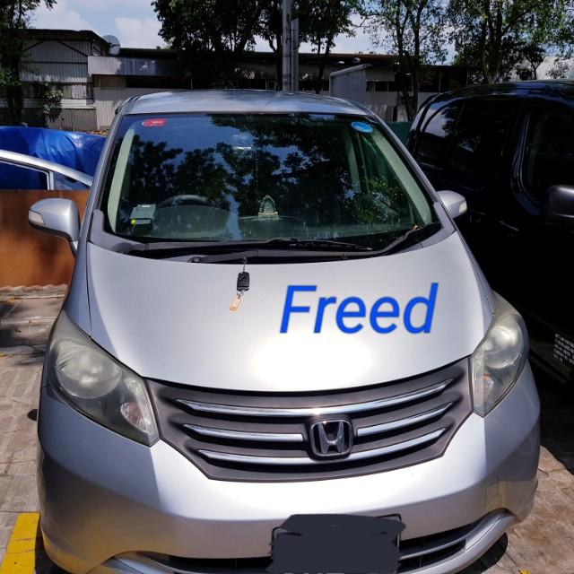 Honda Freed remote fob