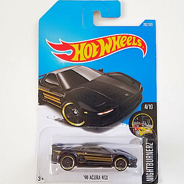 Hot Wheels '90 Acura NSX