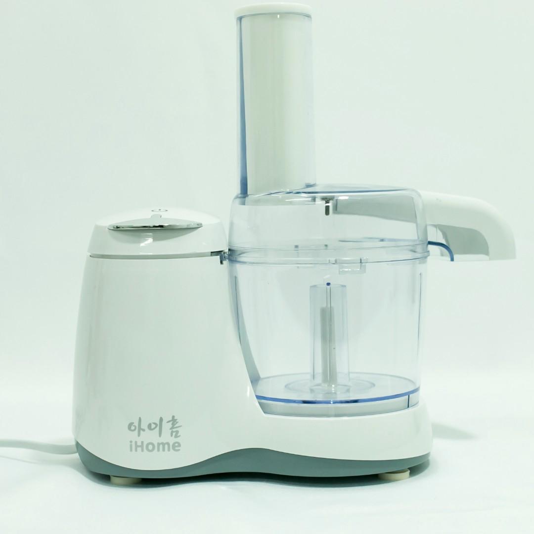 iHome Multi-Function Mini Food Processor i-CP33 多功能搅拌器 [MARCH ...