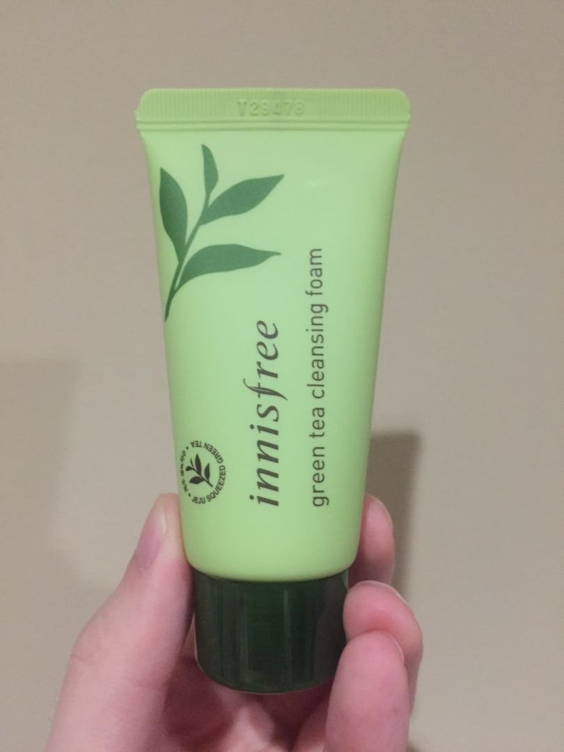Innisfree Green Tea Cleansing Foam 30ml