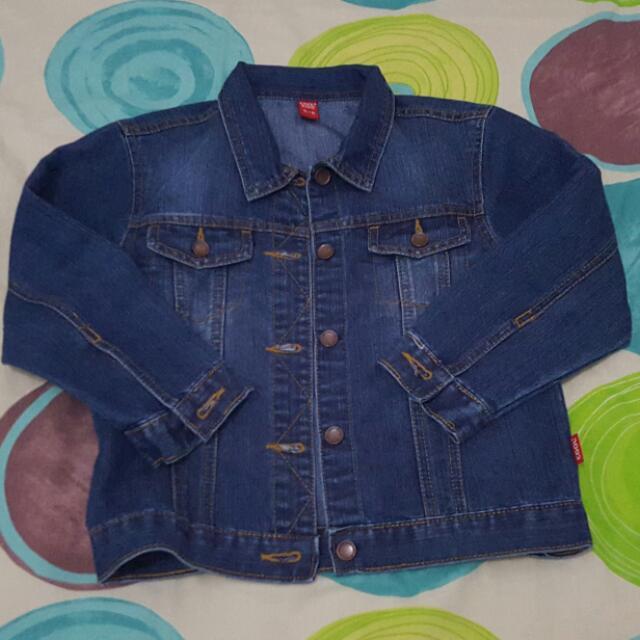 Jaket Jeans Cool Kids