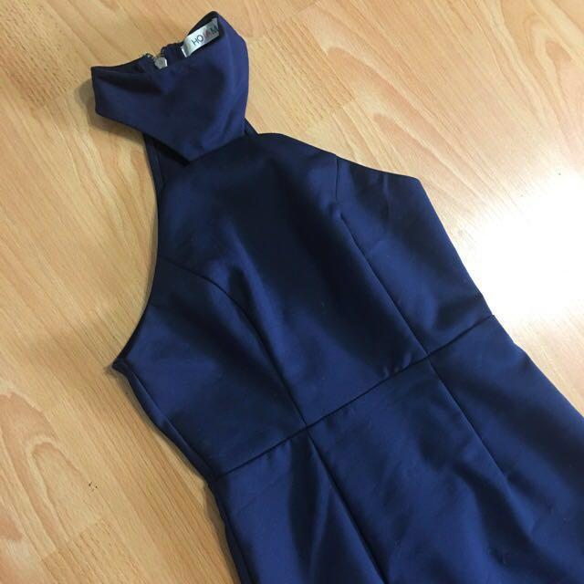 Jean Jail Navy Dress