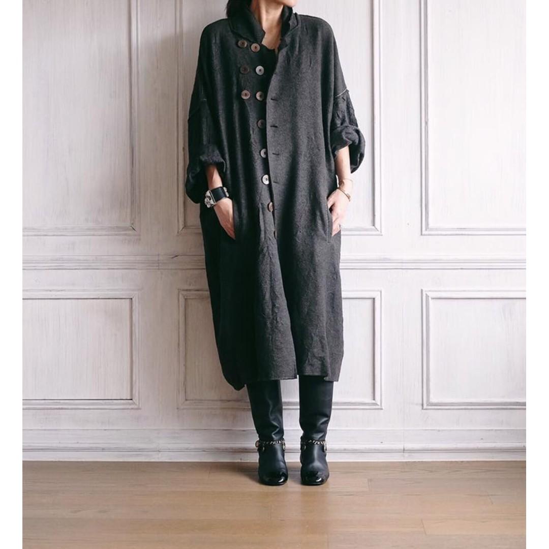 KIITO家的羊毛大衣
