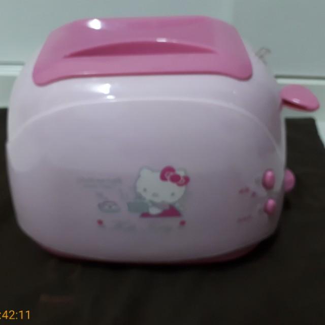 kitty烤麵包機
