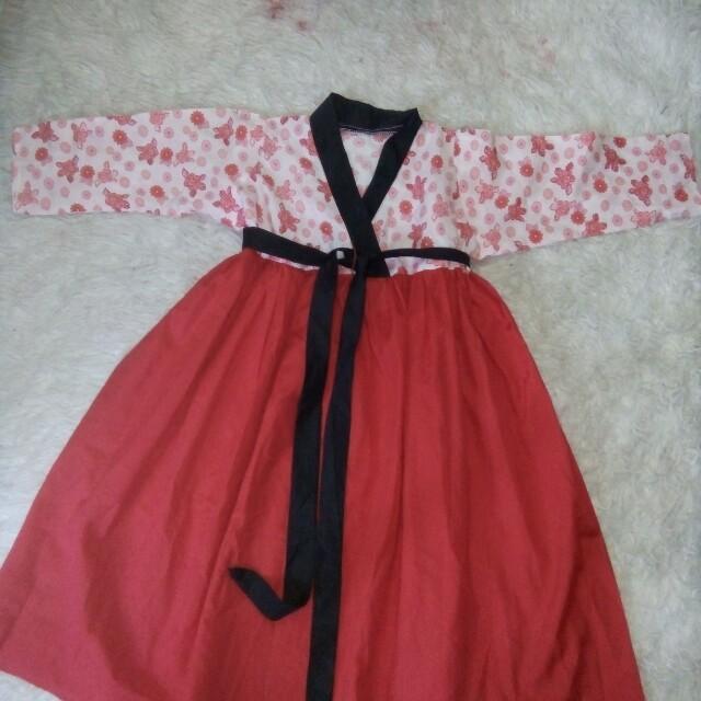 Korea costume 5-7 yrs old