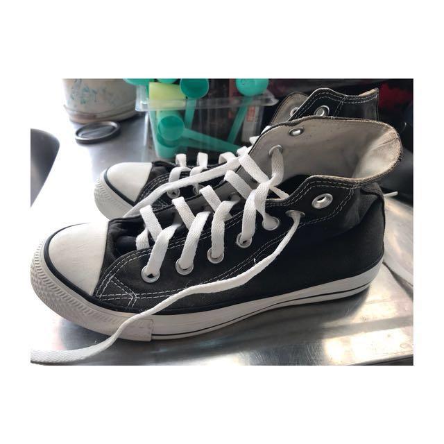 Lativ 帆布鞋