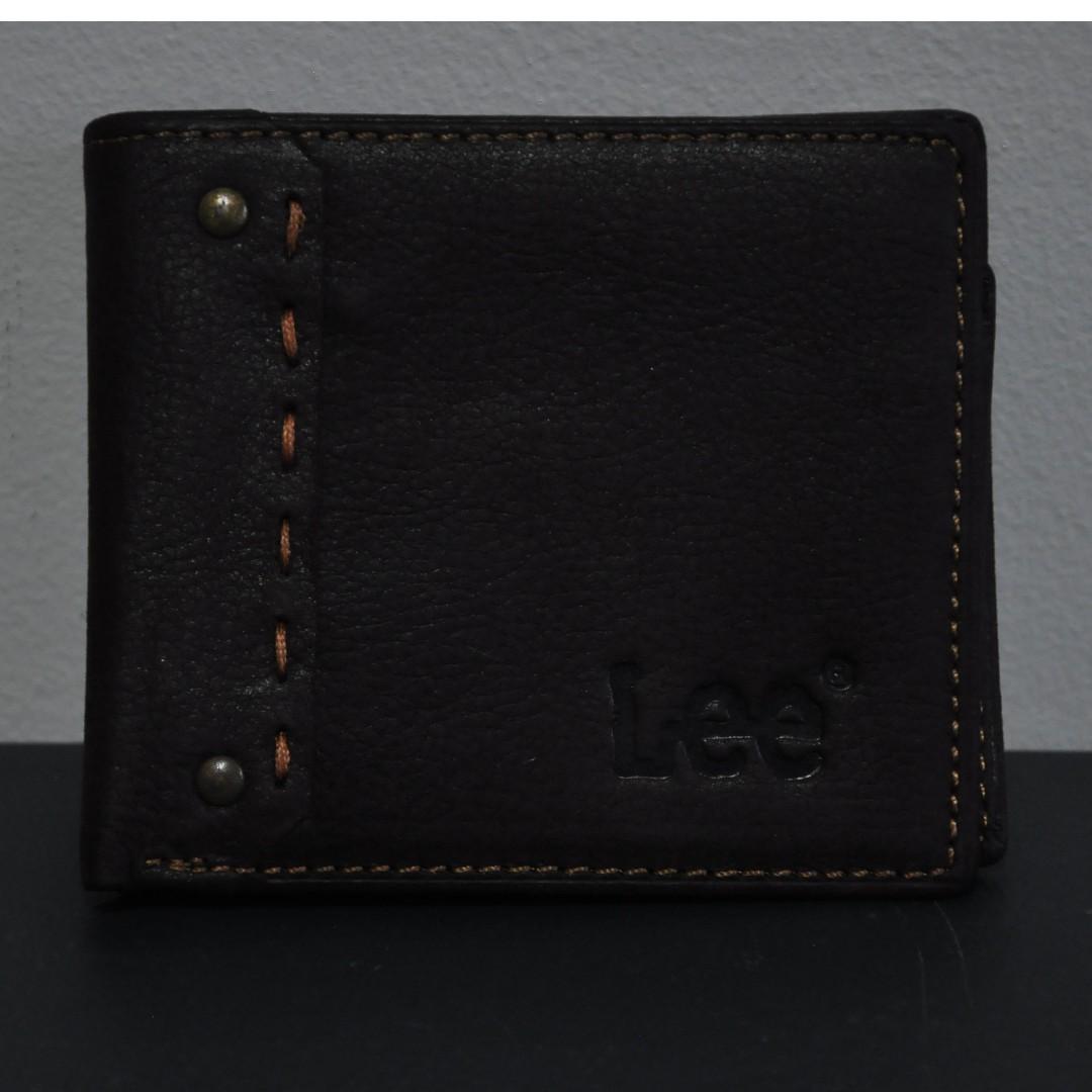 Lee Men's Brown Wallet