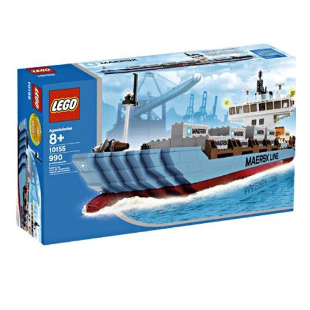 LEGO Maersk Line Container Ship 10155