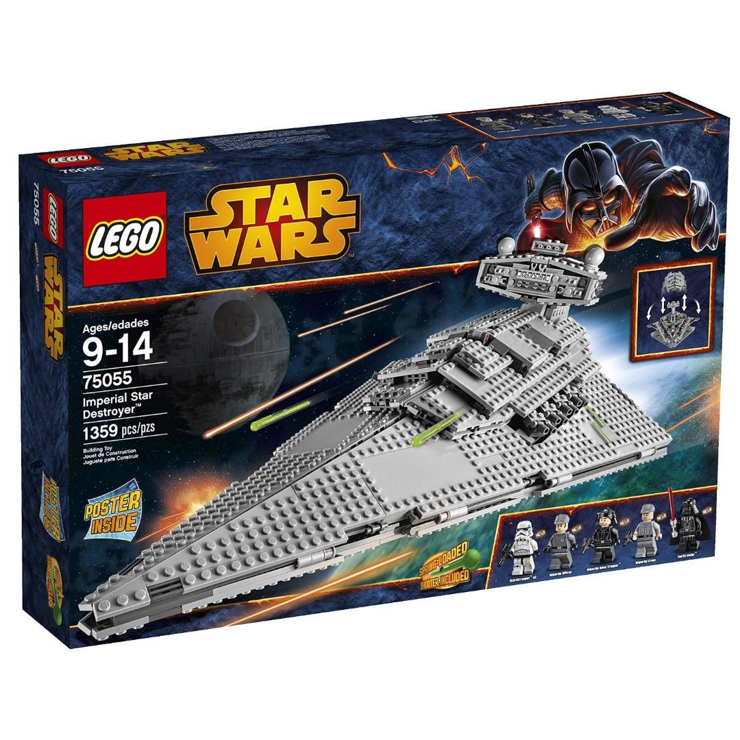LEGO Star Wars Imperial Star Destroyer 75055