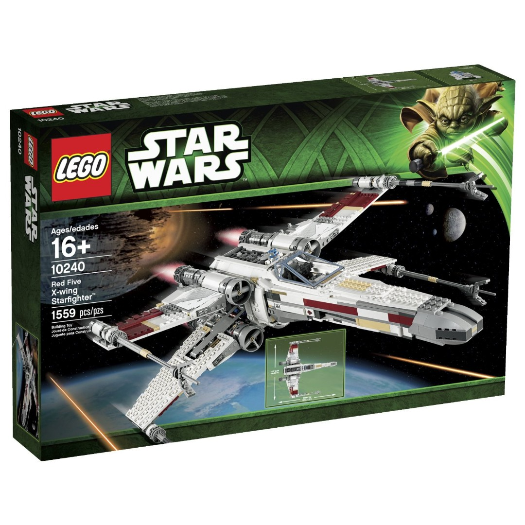 LEGO Star Wars Red Five X-Wing Starfighter 10240