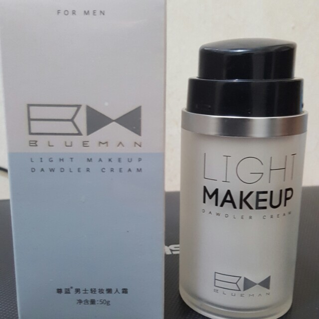 Makeup Cream For Men Saubhaya