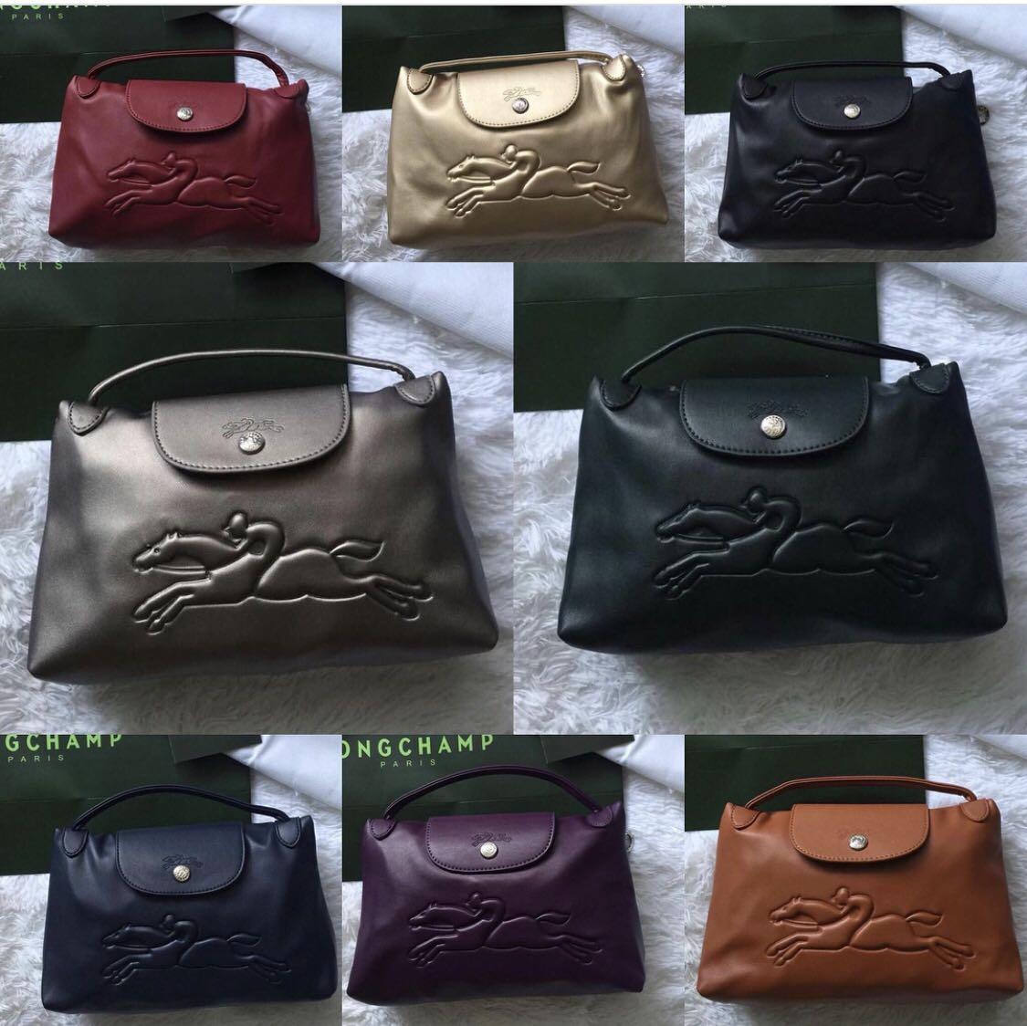 Longchamp Victoire Sling Bag